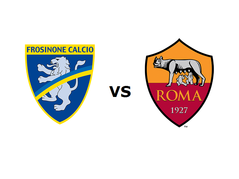 Frosinone Roma streaming