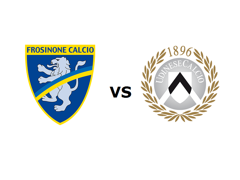 Frosinone Udinese streaming