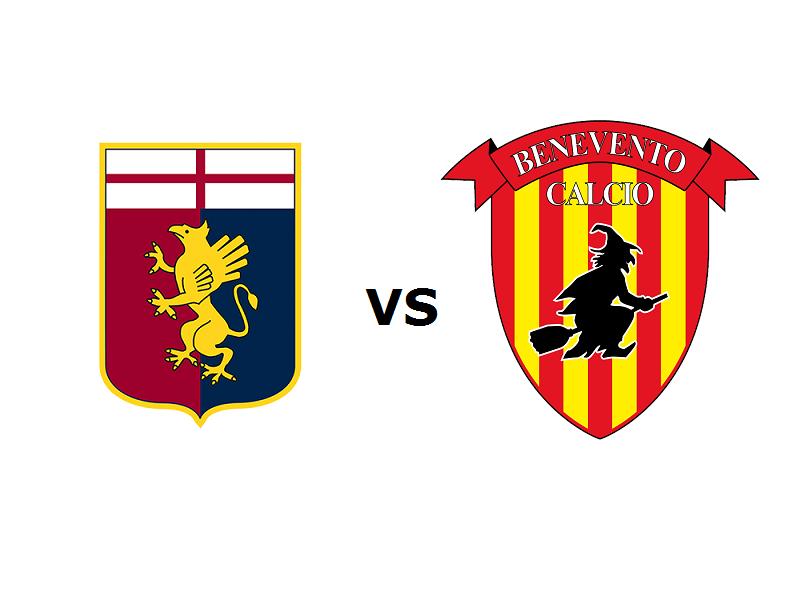 Genoa Benevento streaming