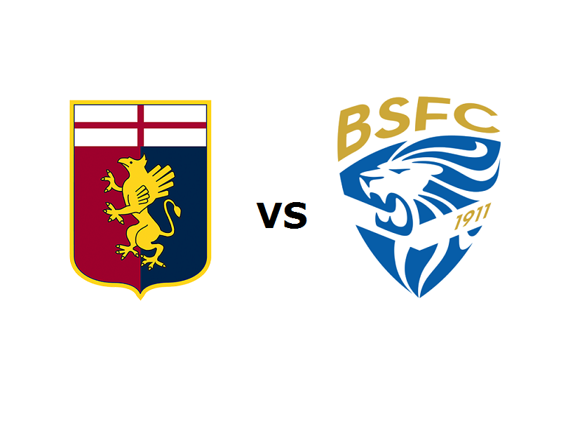 Genoa Brescia streaming