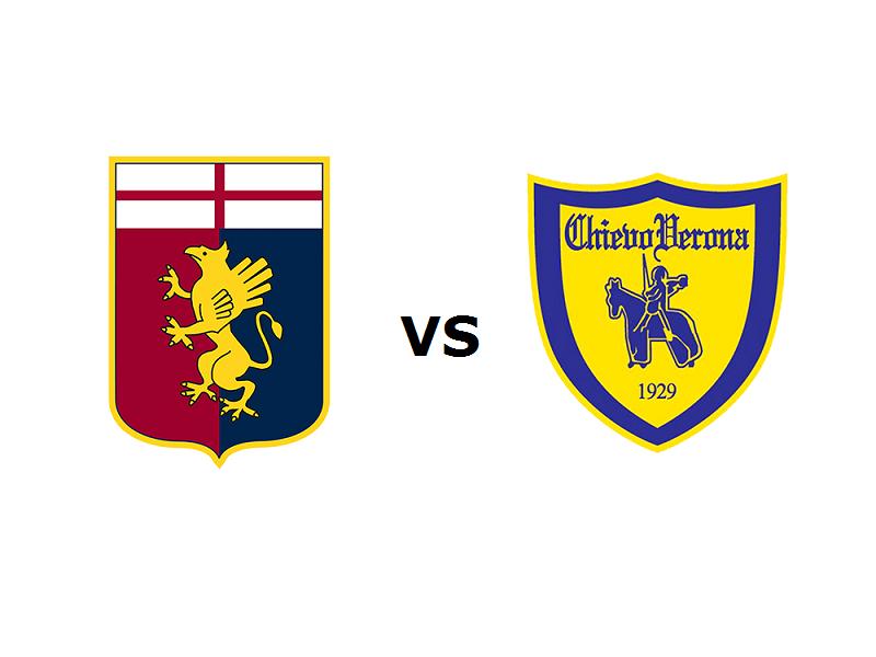Genoa Chievo streaming