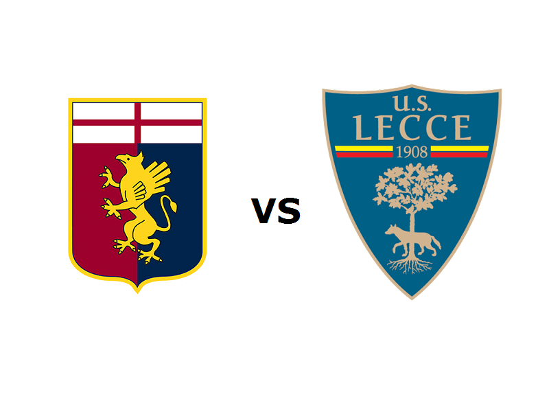 Genoa Lecce streaming