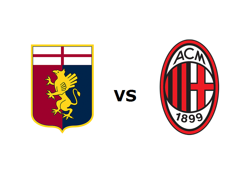 Genoa Milan streaming