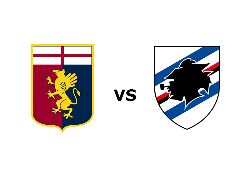 Genoa Sampdoria streaming