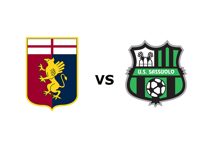 Genoa Sassuolo streaming