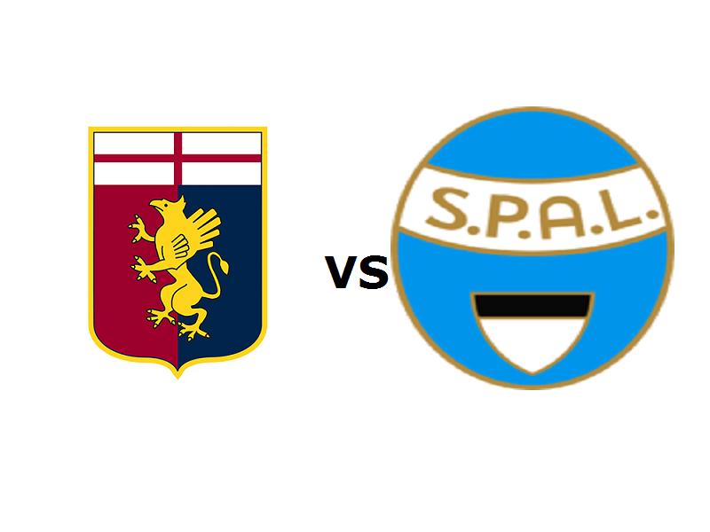 Genoa SPAL streaming