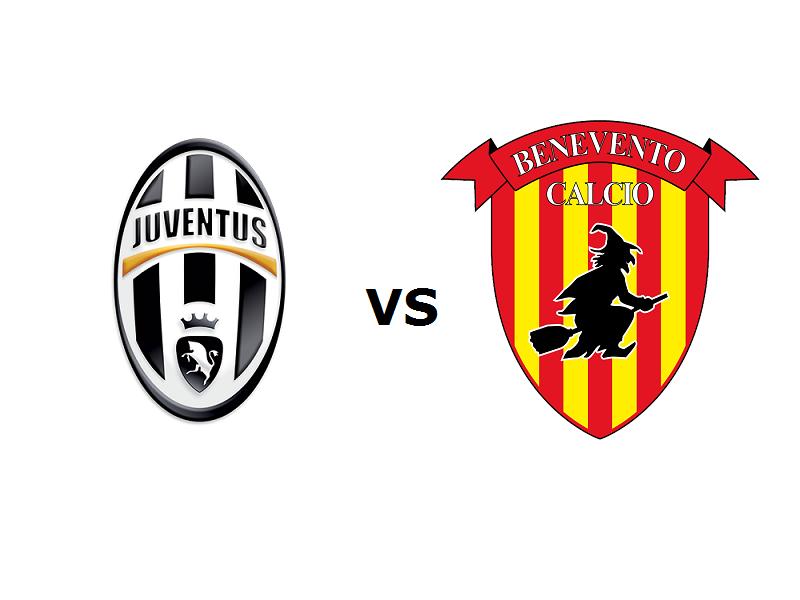 Juventus Benevento streaming