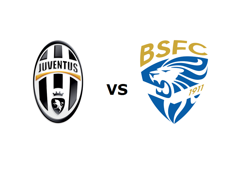 Juventus Brescia streaming