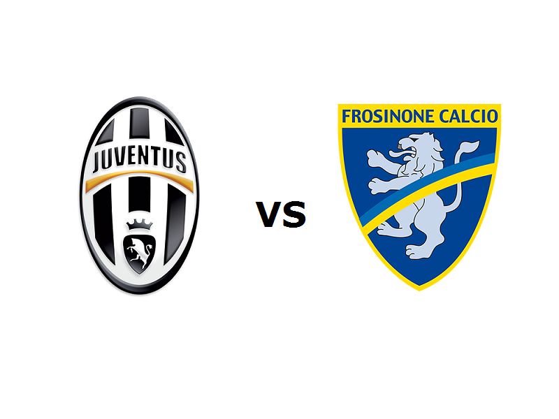 Juventus Frosinone streaming