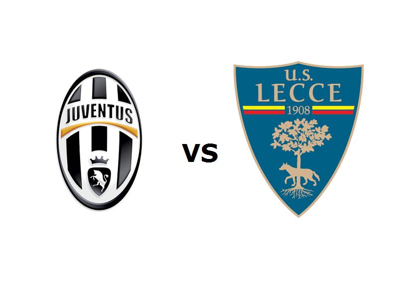 Juventus Lecce streaming