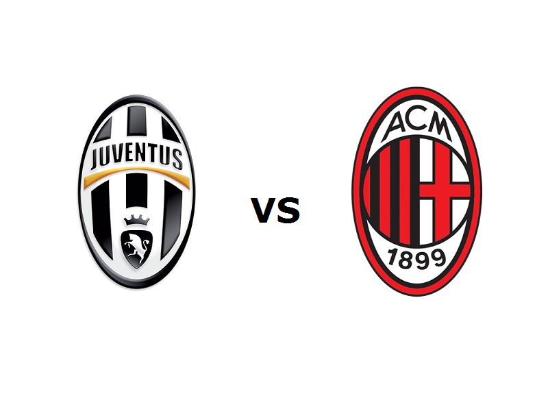 Juventus Milan streaming