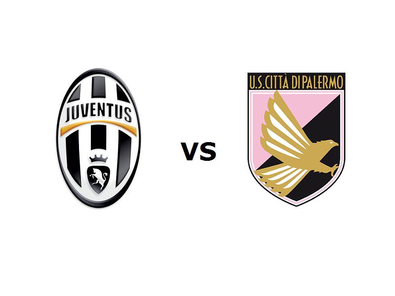 Juventus Palermo streaming