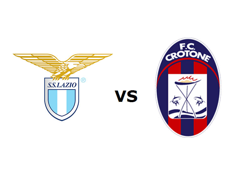 Lazio Crotone streaming