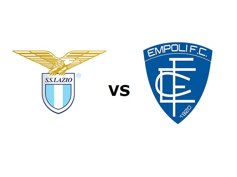 Lazio Empoli streaming
