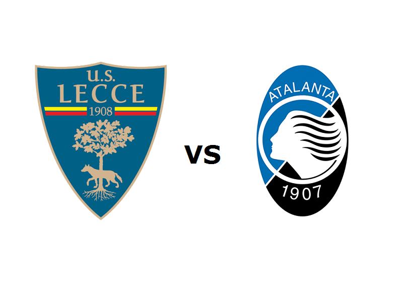 Lecce Atalanta streaming