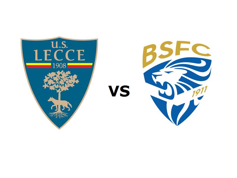 Lecce Brescia streaming