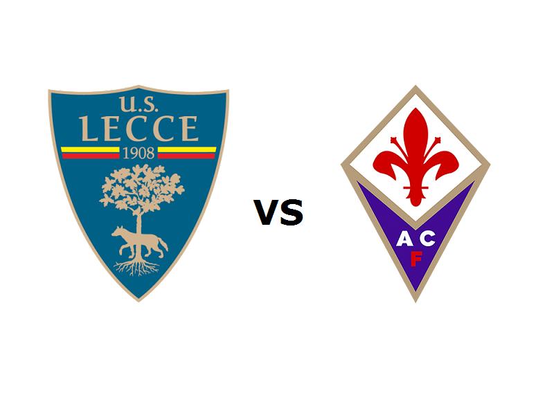 Lecce Fiorentina streaming