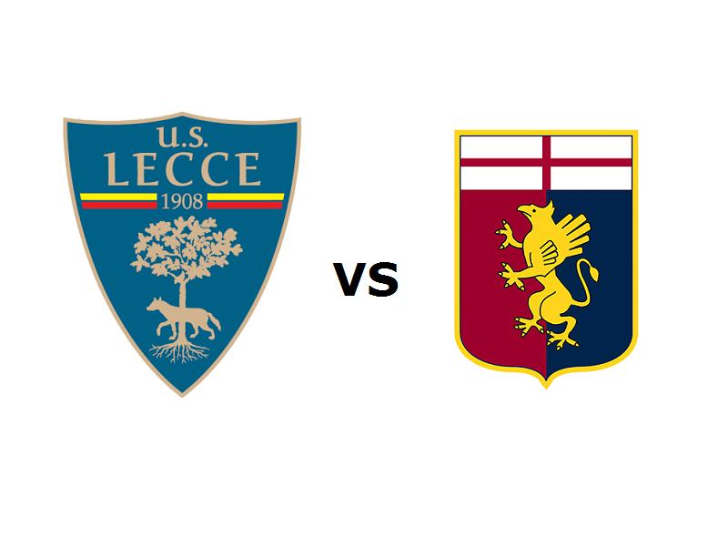 Lecce Genoa streaming