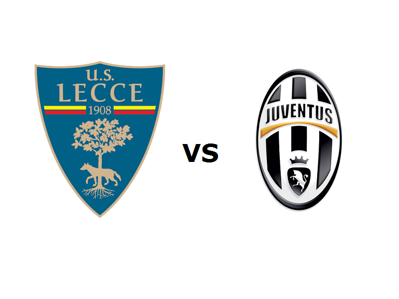 Lecce Juventus streaming