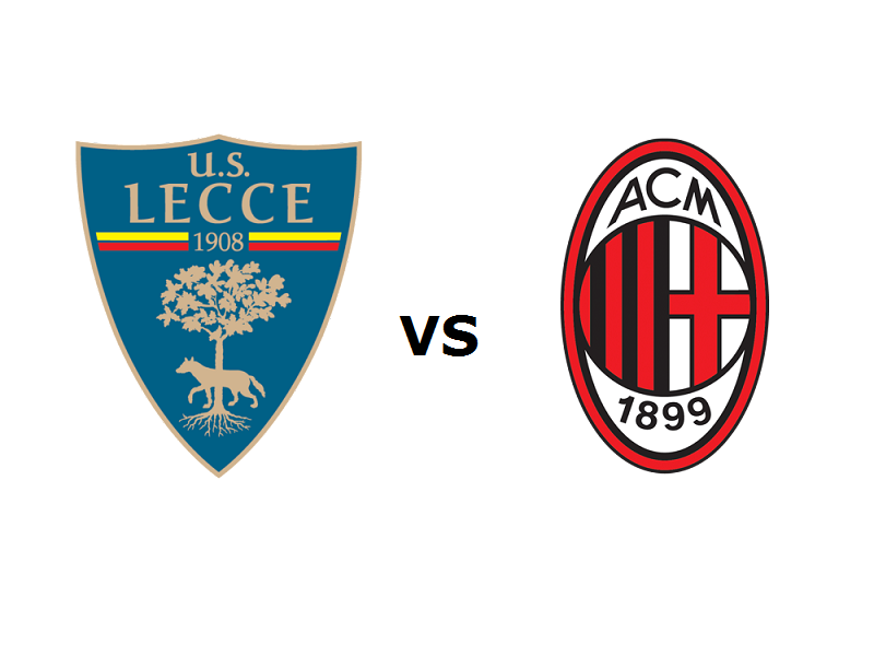Lecce Milan streaming