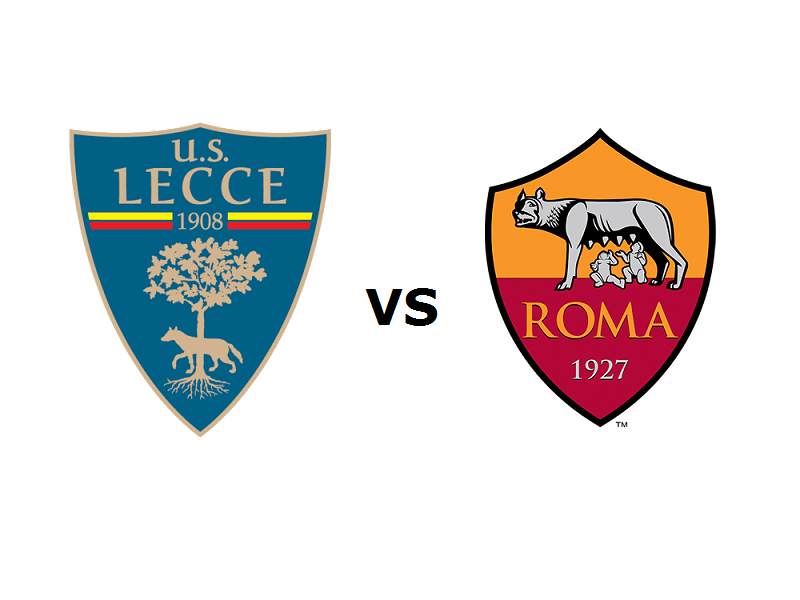 Lecce Roma streaming