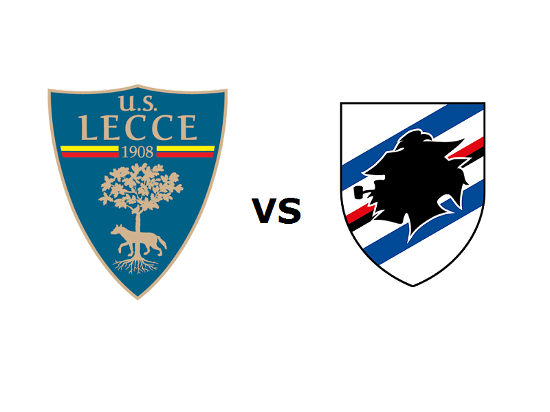 Lecce Sampdoria streaming