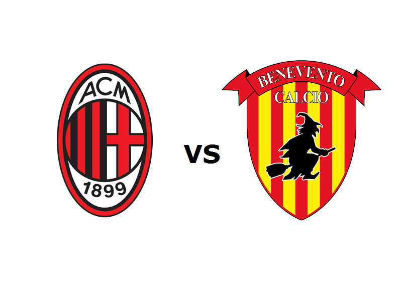 Milan Benevento streaming
