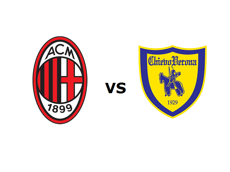 Milan Chievo streaming