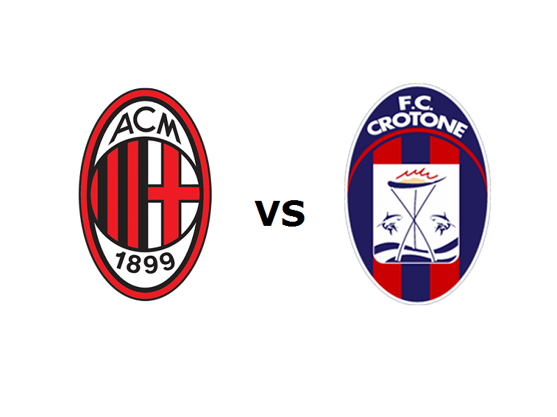 Milan Crotone streaming