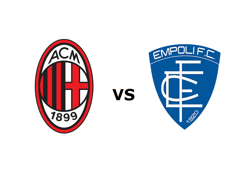 Milan Empoli streaming