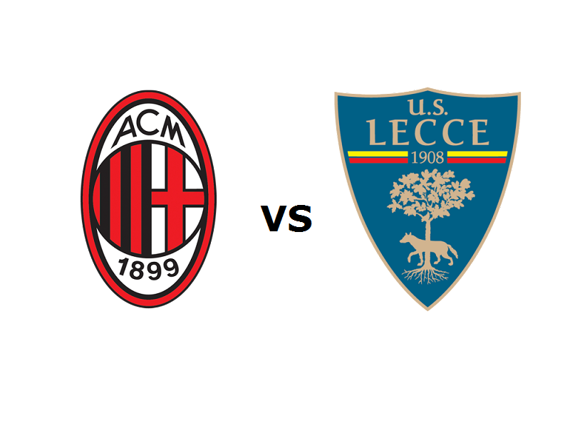 Milan Lecce streaming