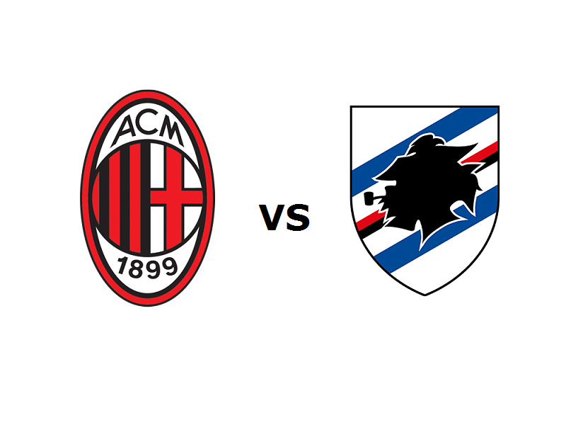 Milan Sampdoria streaming