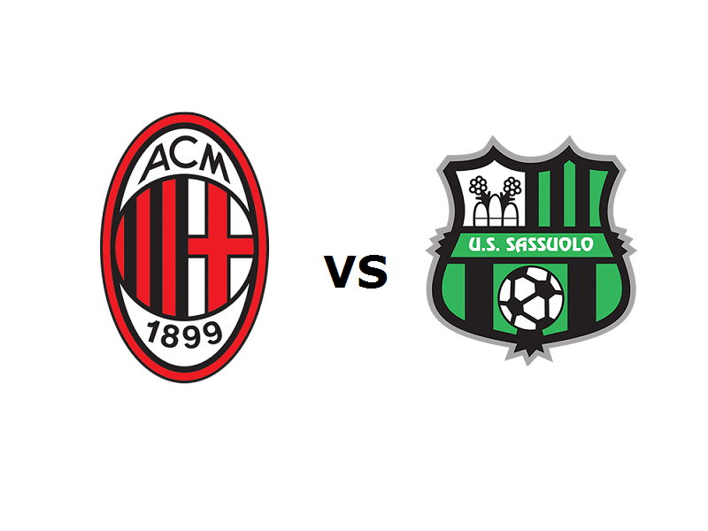 Milan Sassuolo streaming