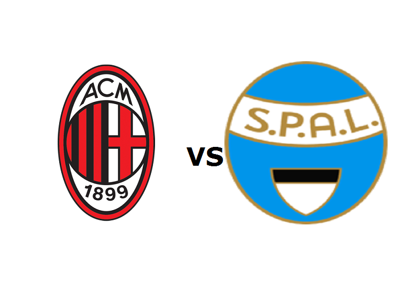 Milan SPAL streaming