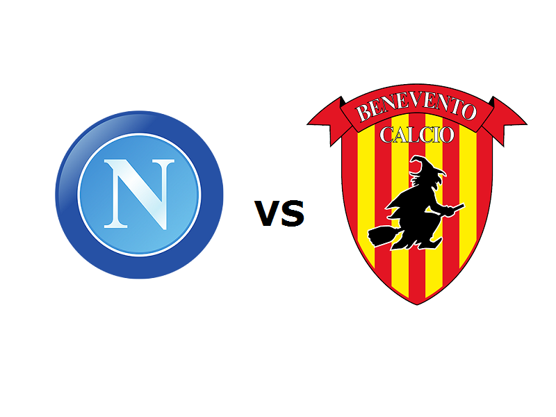 Napoli Benevento streaming