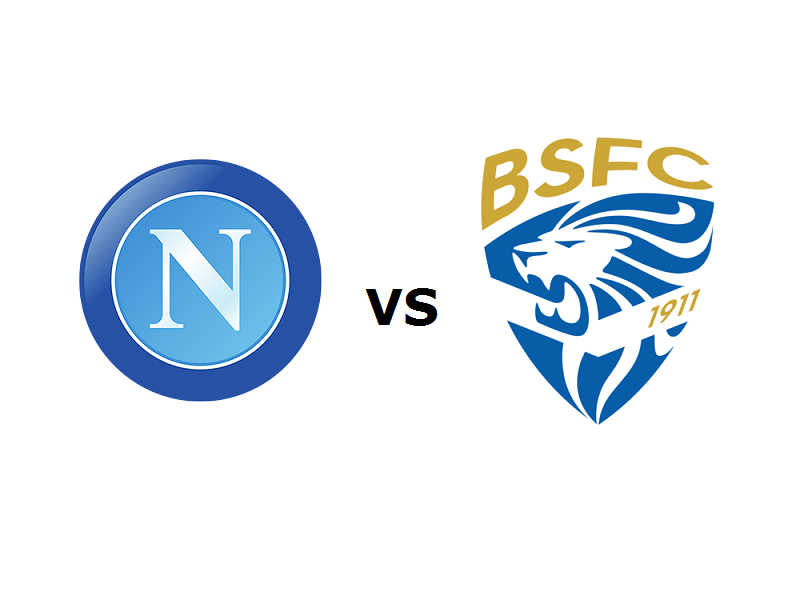 Napoli Brescia streaming