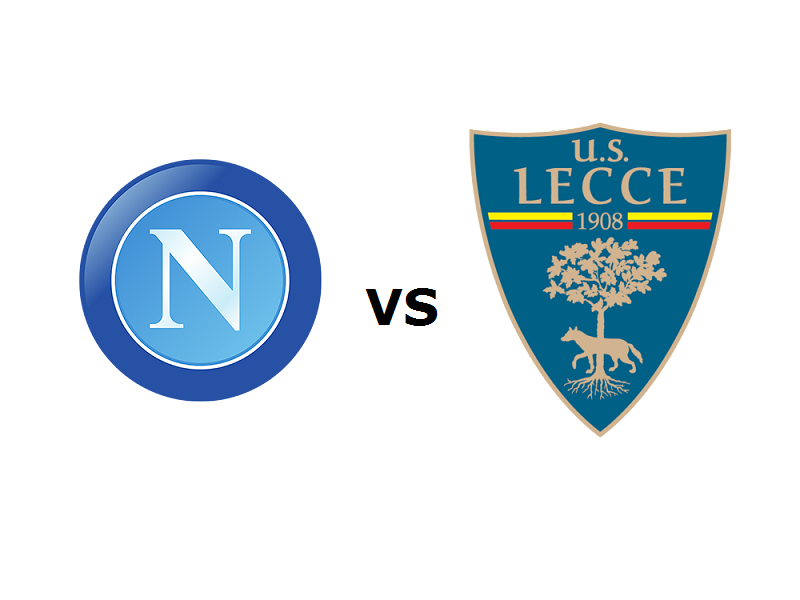 Napoli Lecce streaming