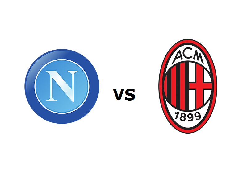 Napoli Milan streaming