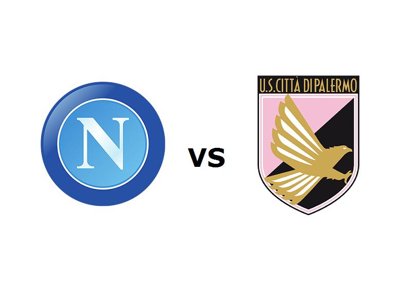 Napoli Palermo streaming