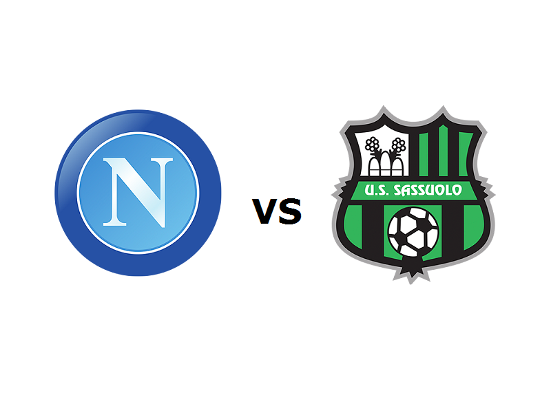 Napoli Sassuolo streaming