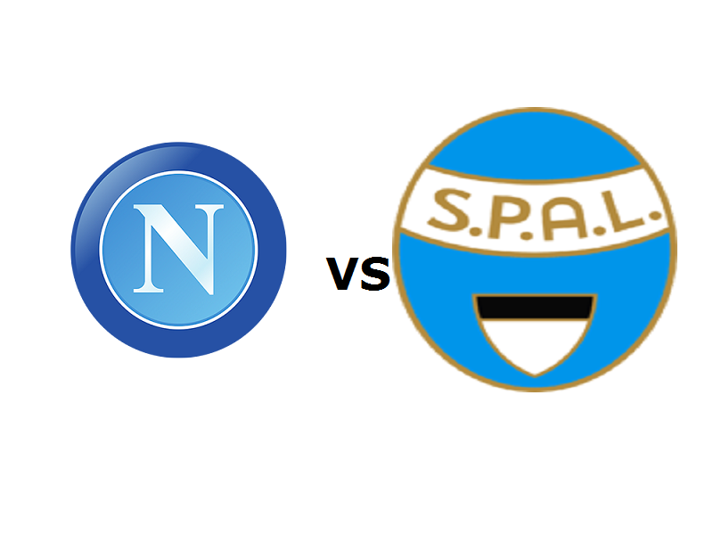 Napoli Spal streaming