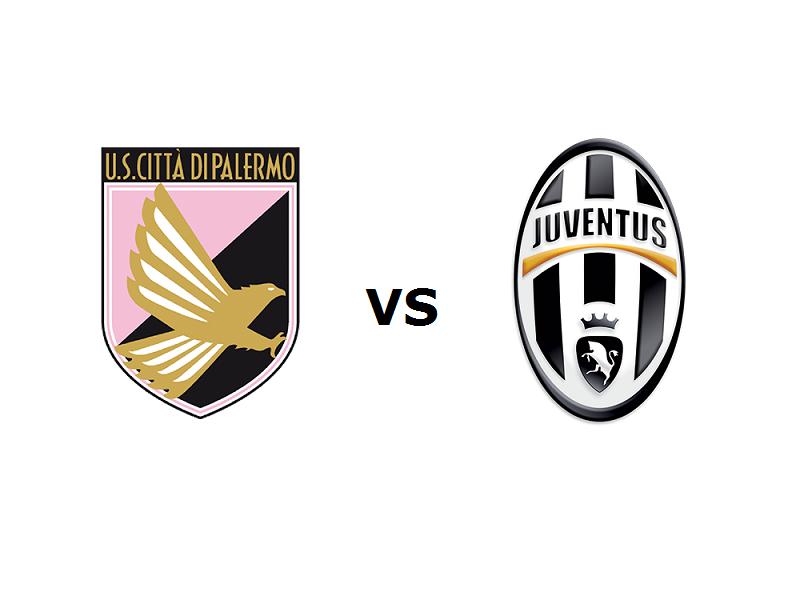 Palermo Juventus streaming