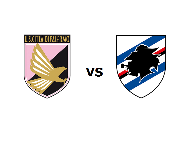 Palermo Sampdoria streaming