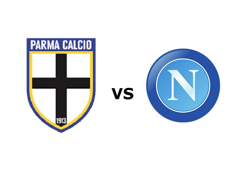 Parma Napoli streaming
