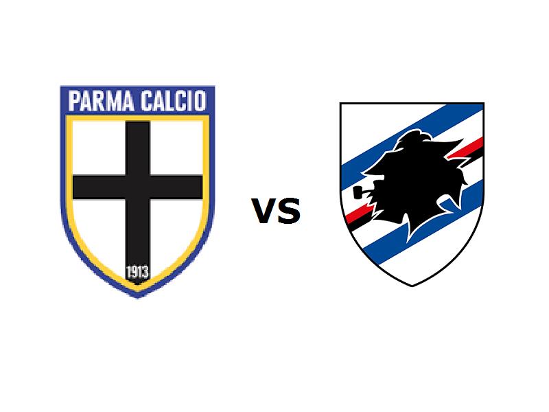 Parma Sampdoria streaming