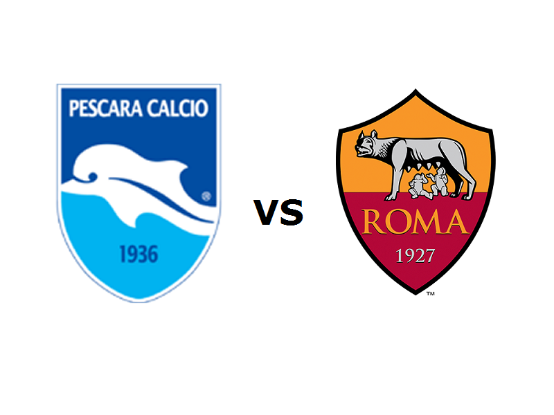 Pescara Roma streaming