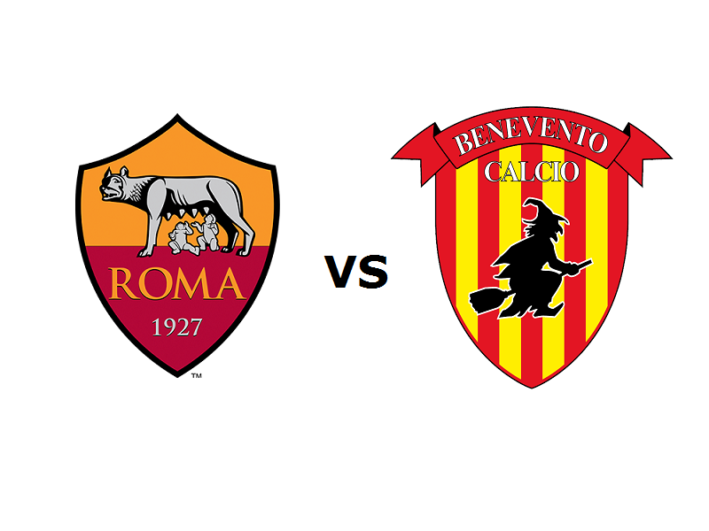 Roma Benevento streaming