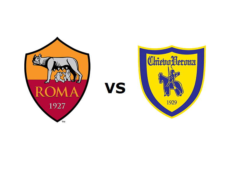 Roma Chievo streaming