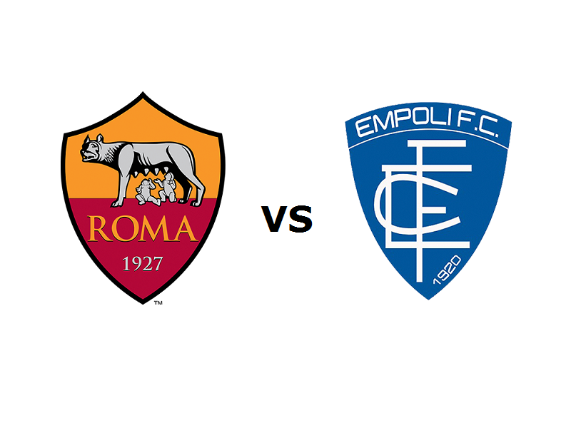 Roma Empoli streaming