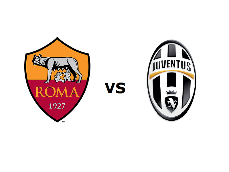 Roma Juventus streaming